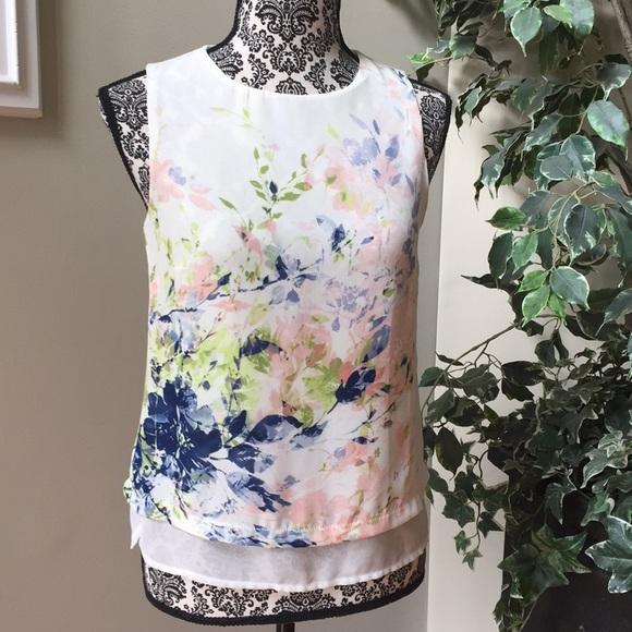 756995222f14b Rose   Olive XS sleeveless blouse. M 5b76e4161e2d2d4481591a7f